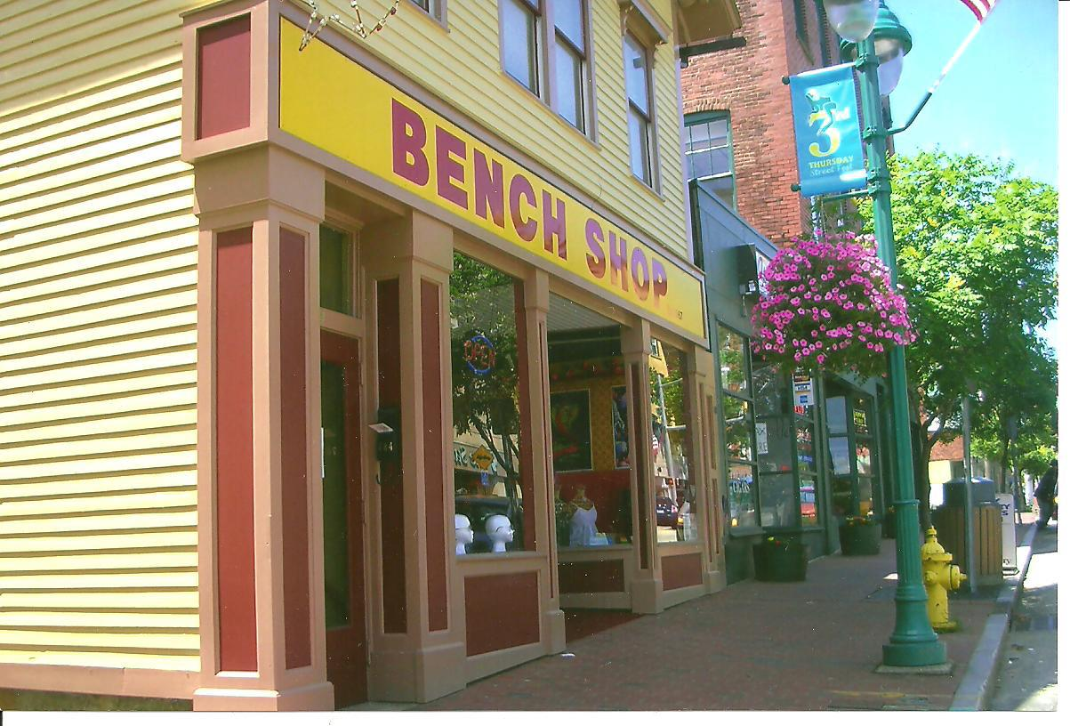 the bench shop